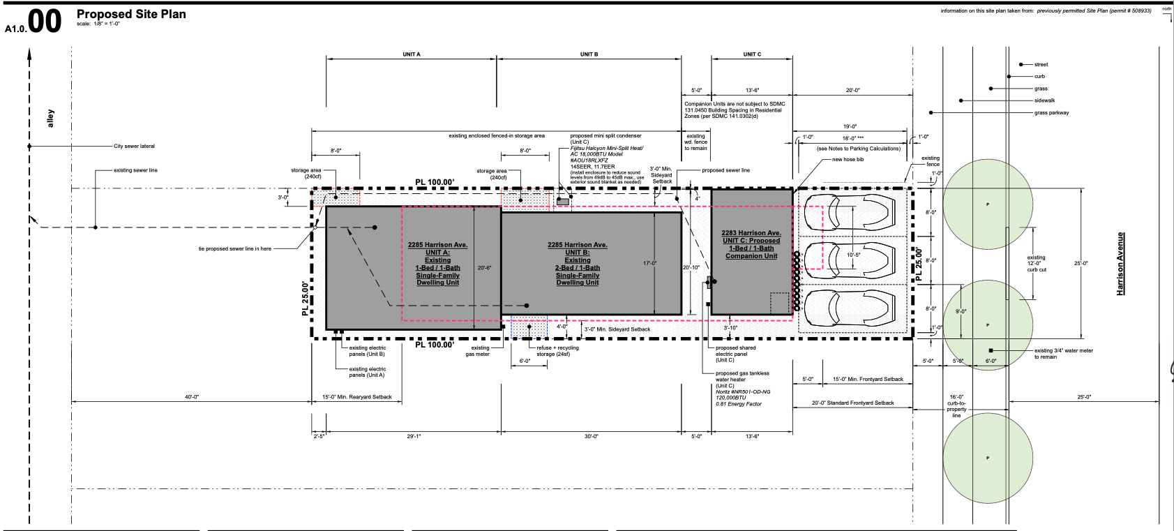 Final Approved ADU Site Plan