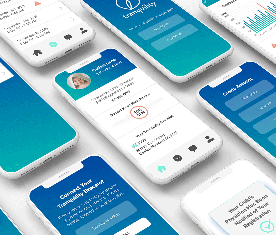 Tranquility App