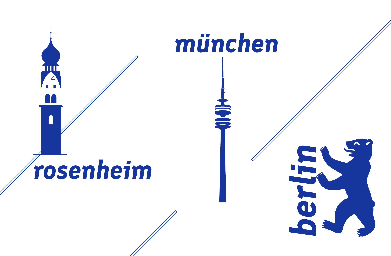 Karriere bei den Blauen Seiten - Webdesign Job in Rosenheim, München und Berlin.