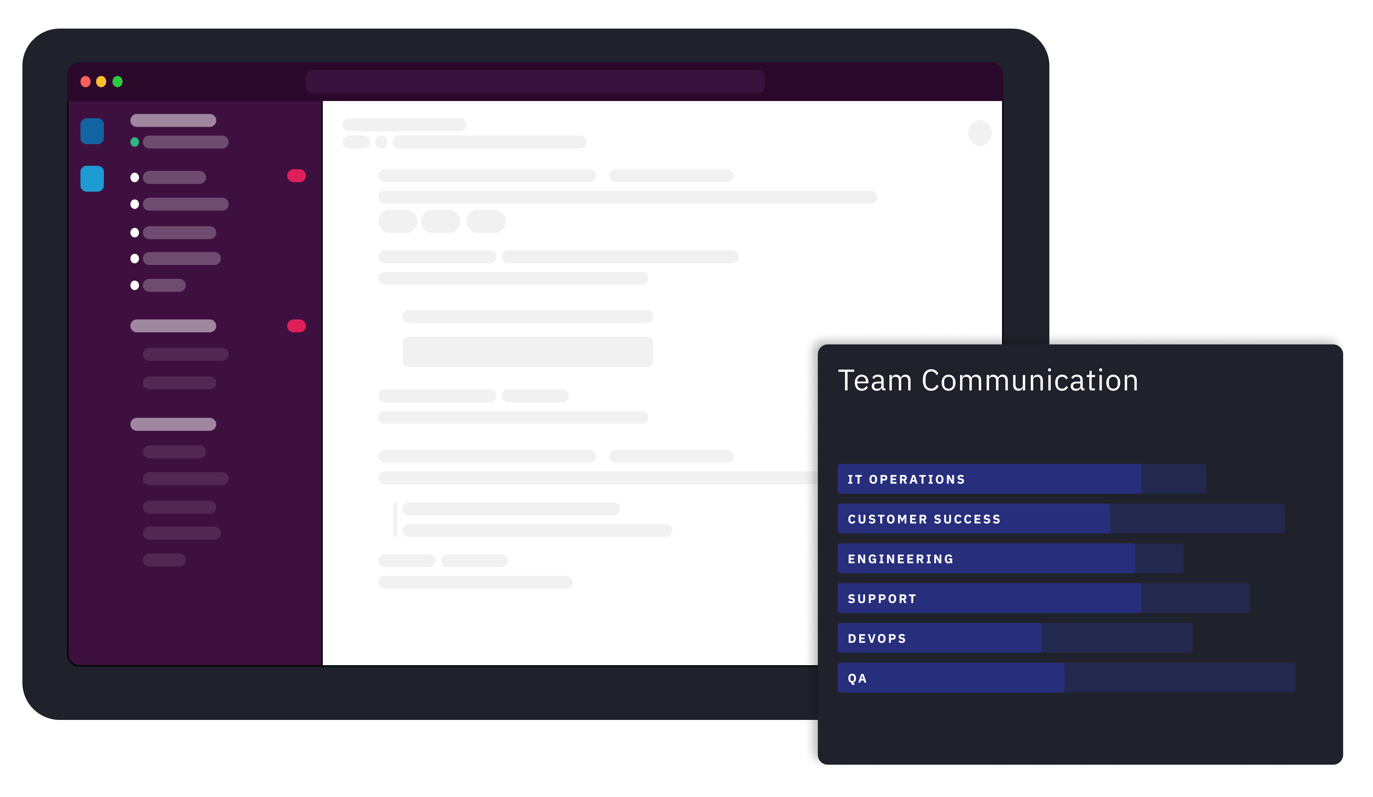 Faster resolution times among your teams