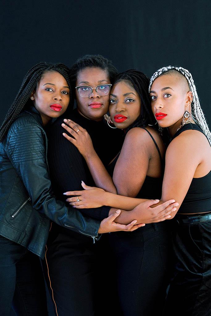Project Femme Noire