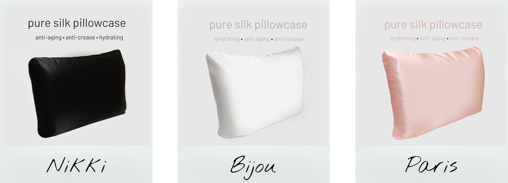 the best silk pillowcase for hair and skin