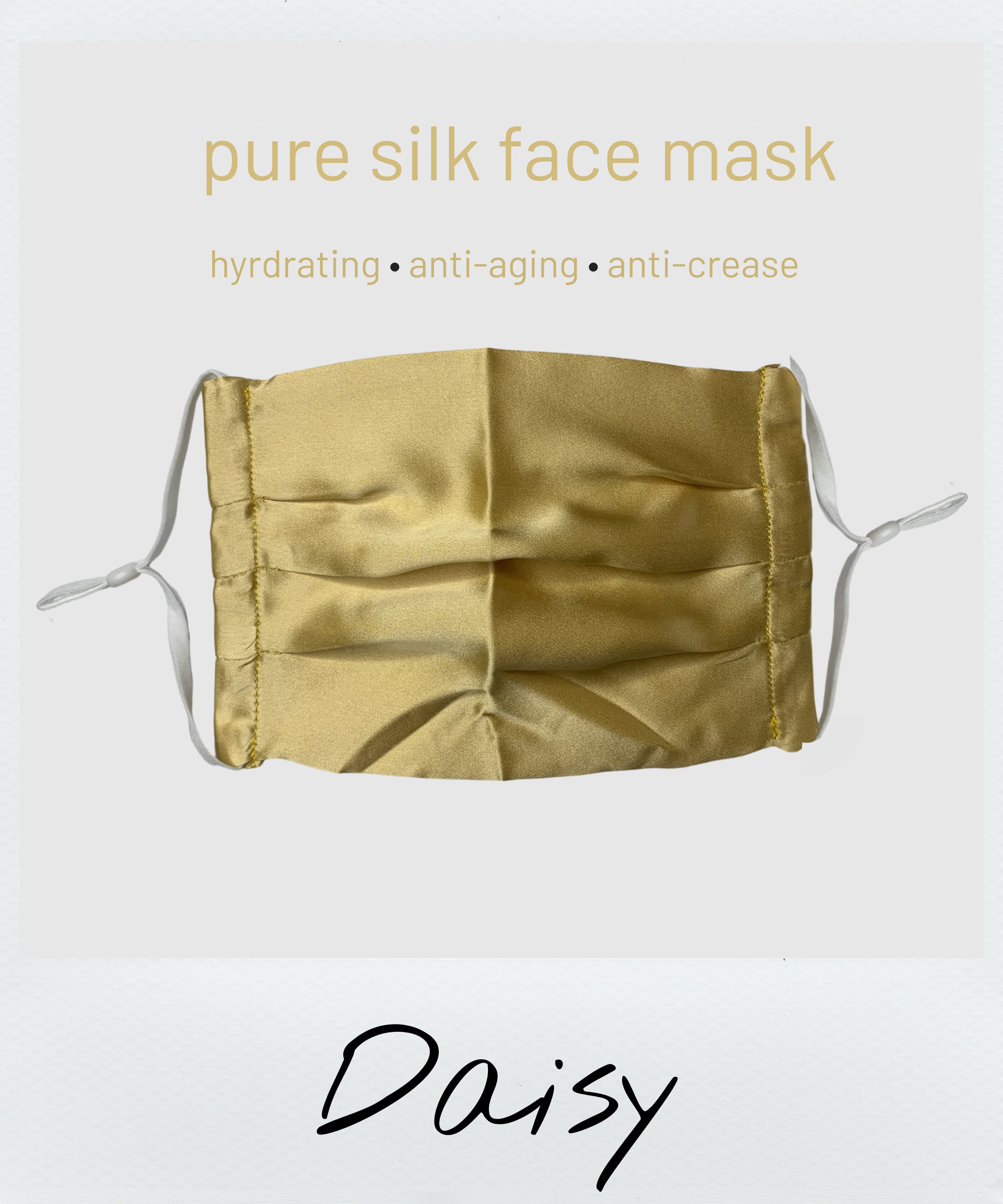 are silk masks better for acne