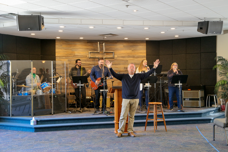 Sunday Morning Service Featured Image