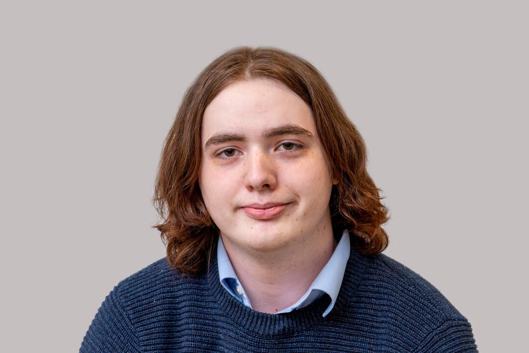 Keiran Stomberg - Jr. Digital Engineer