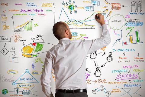 サブスクリプション型ビジネスで用いられるコンバージョン率、解約率、LTV指標