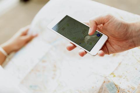 Apple Mapsにお店や企業情報を登録する方法
