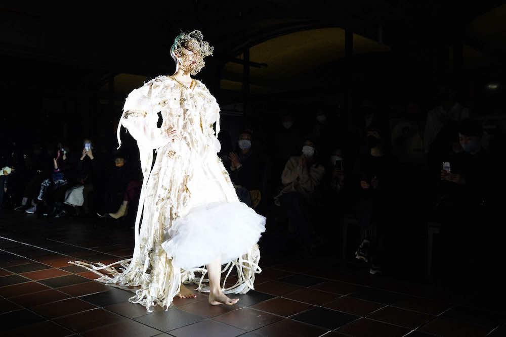 quantizeファッションショー1