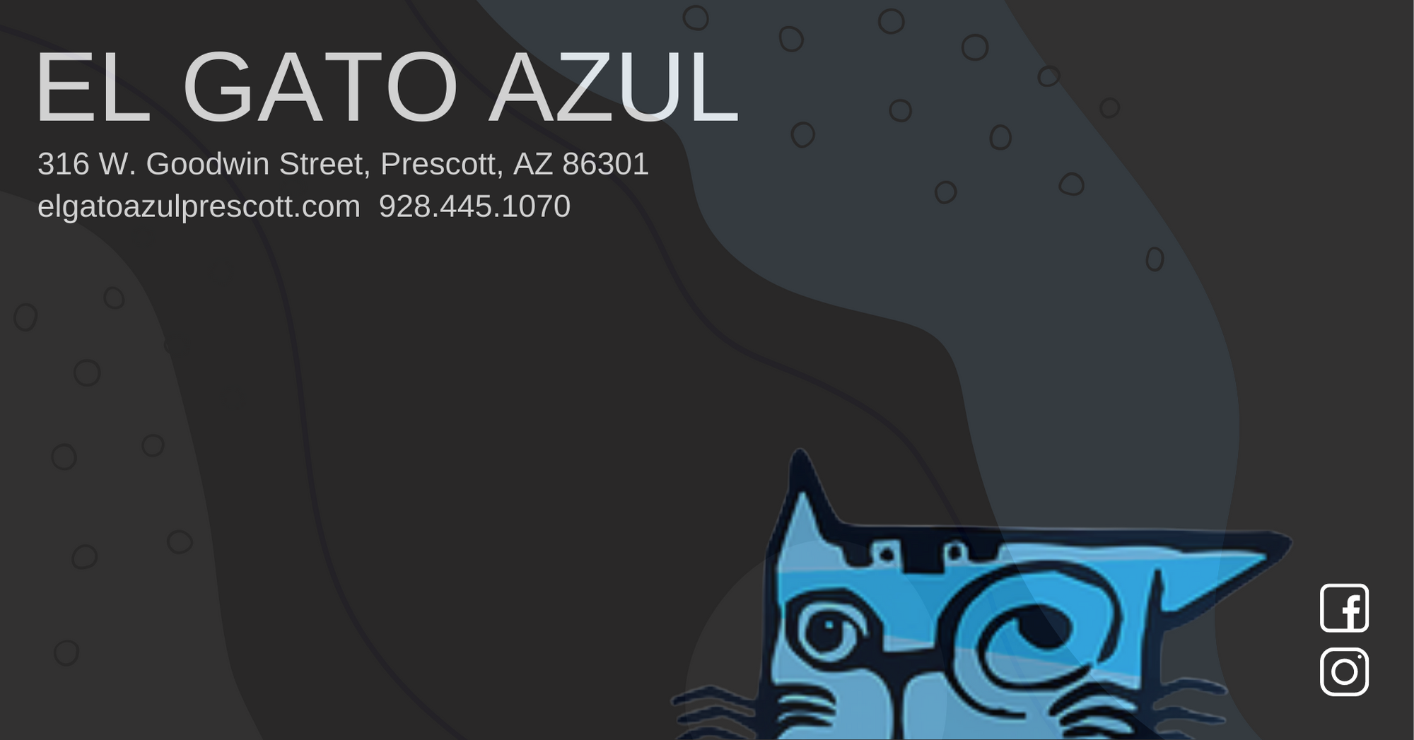 El Gato Azul