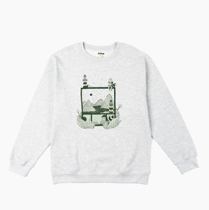 Wenyi Geng sweatshirt