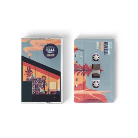 Chillhop Essentials Fall 2021 Cassette Tape