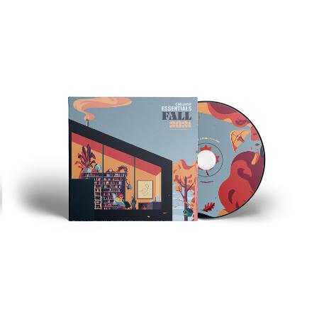 Chillhop Essentials Fall 2021 CD