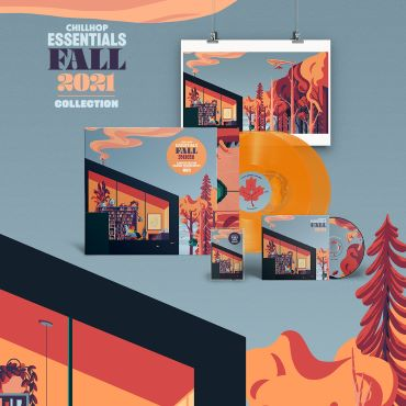 Chillhop Essentials Fall 2021 Collection