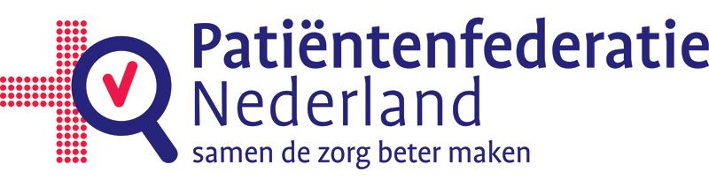 logo patiëntenfederatie nederland
