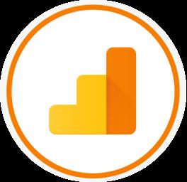 logo google analytics round png