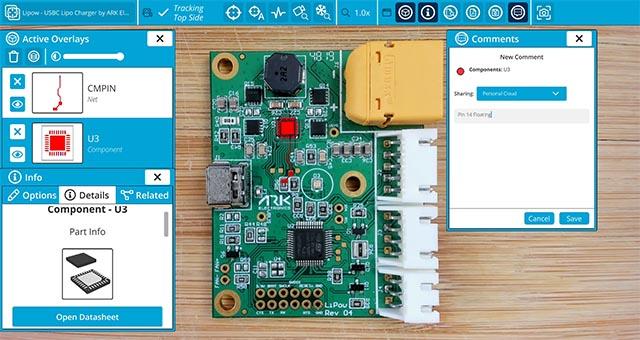 Oscilloscope Multimeter Support