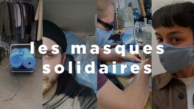 les masques solidaires