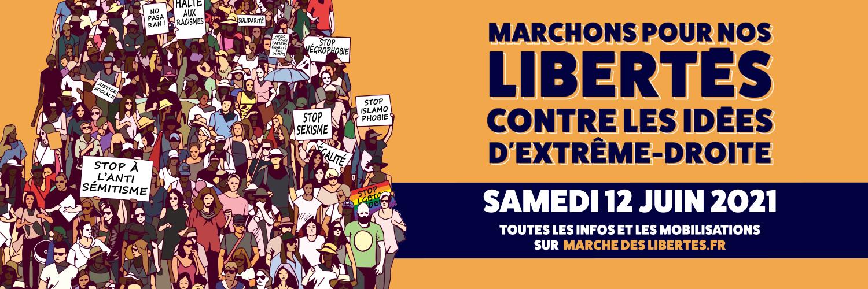Marche pour les libertés