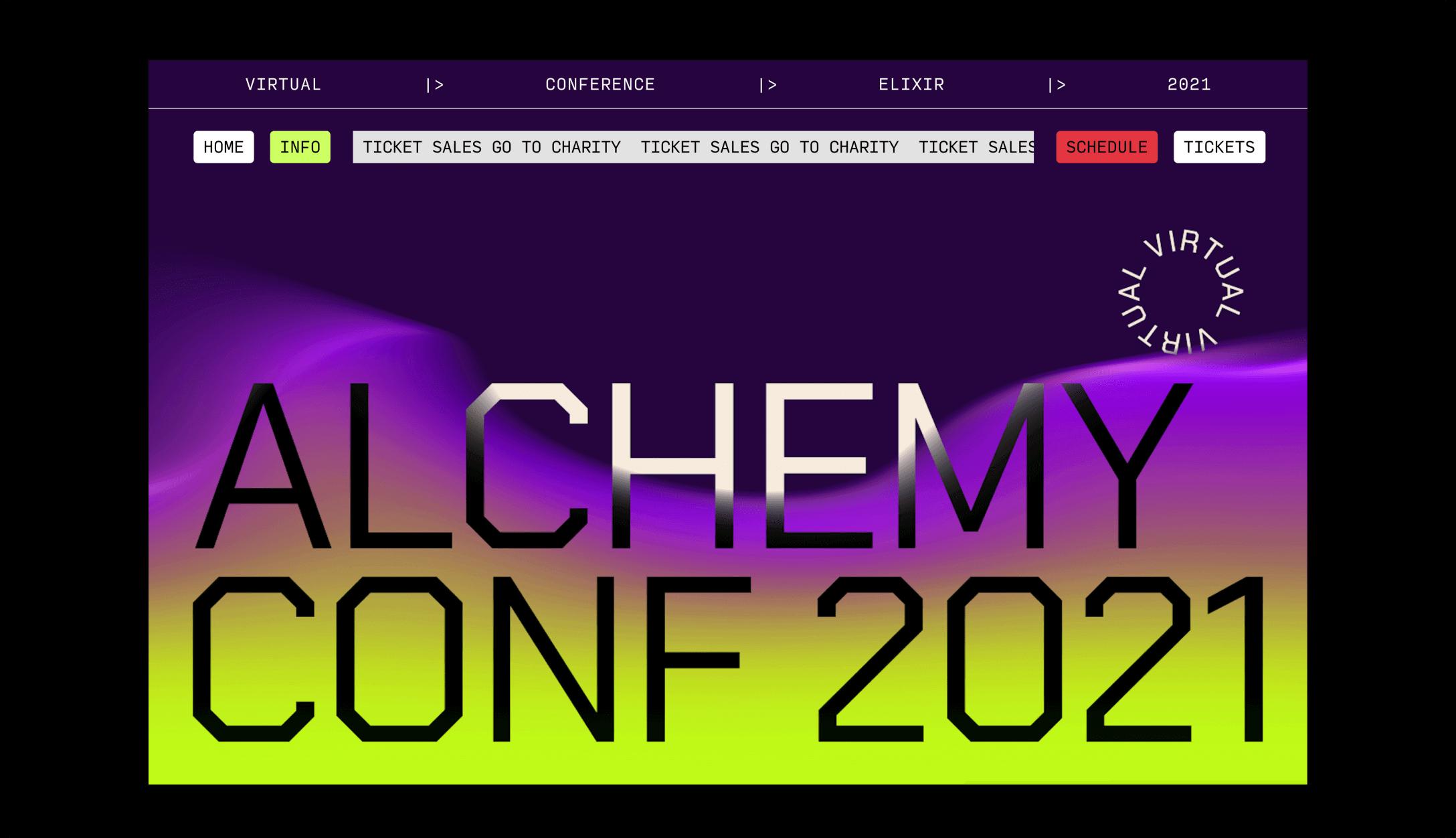 Alchemy Conf 2021