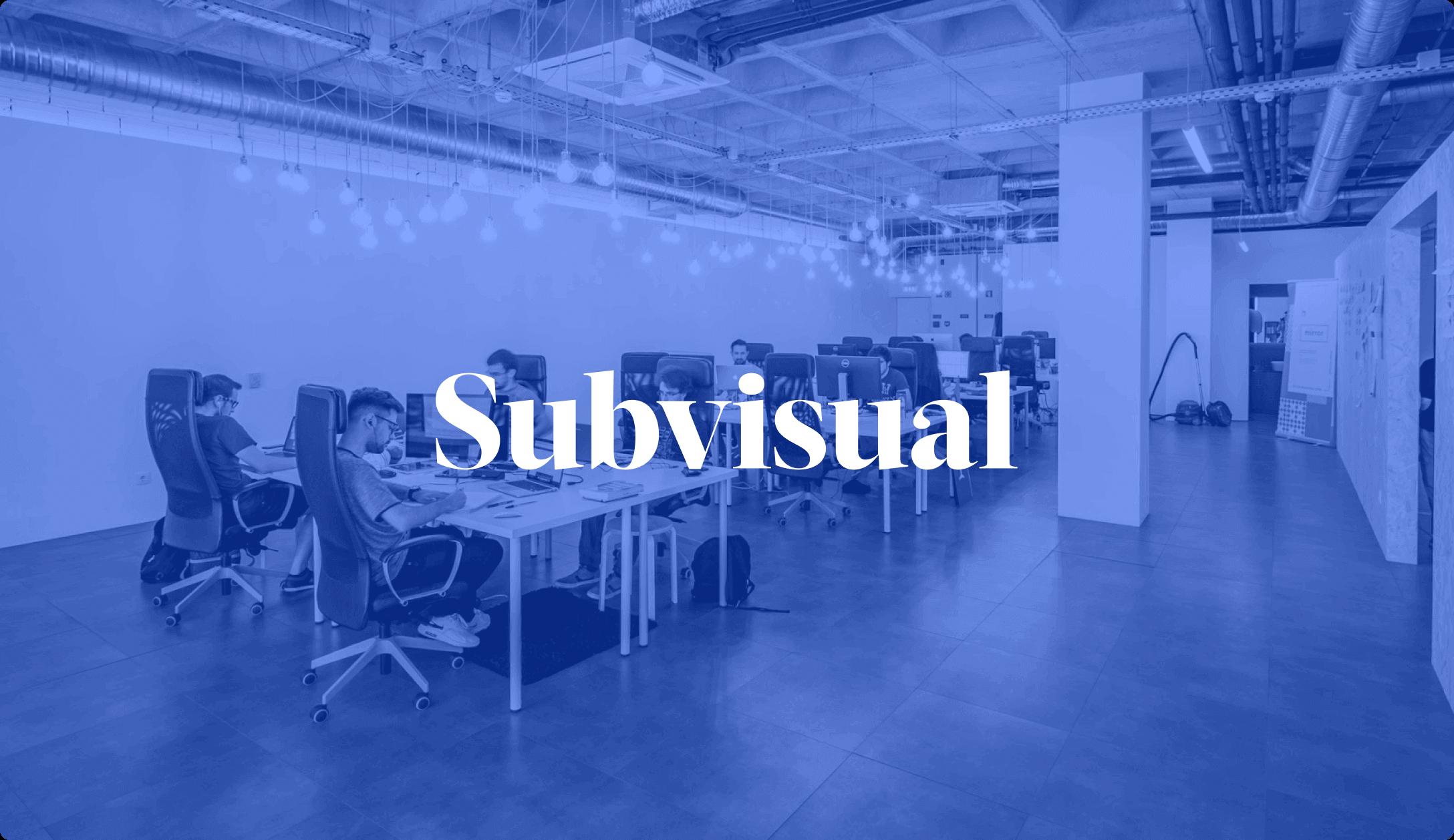Subvisual