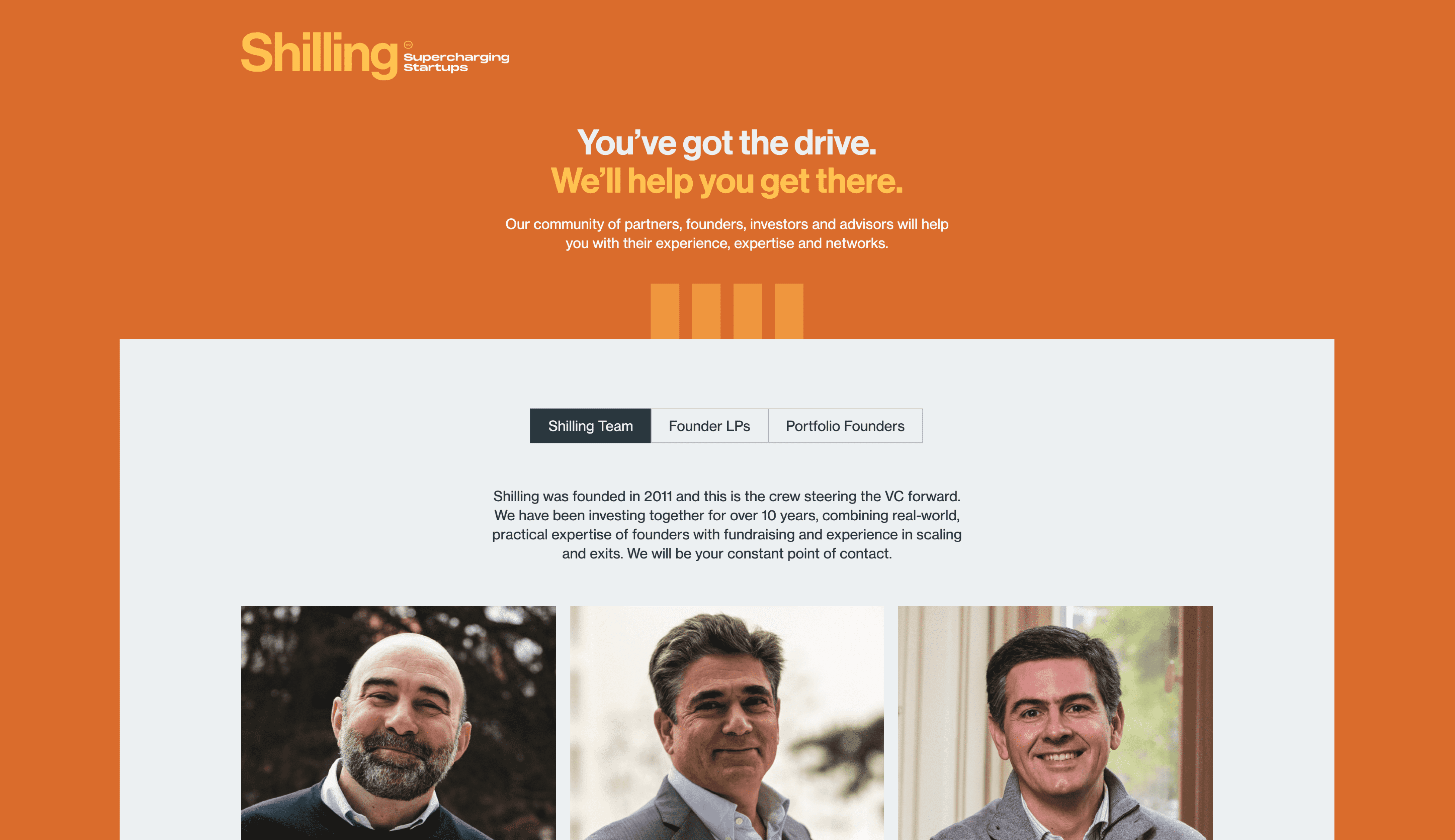Shilling VC