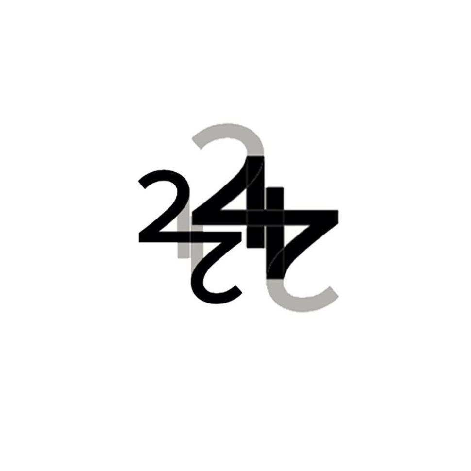 BLN24 Kobe logo design