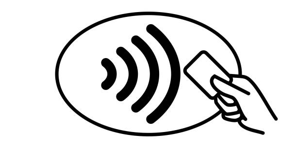 Logo paiement sans contact