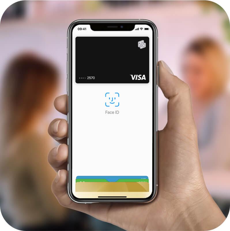 Comment payer avec Apple Pay ?