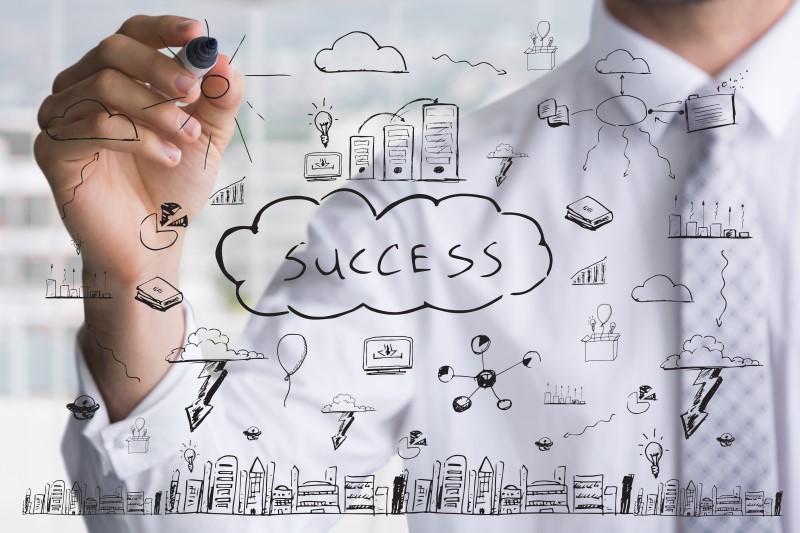 Kuinka tulla menestyväksi yrittäjäksi?