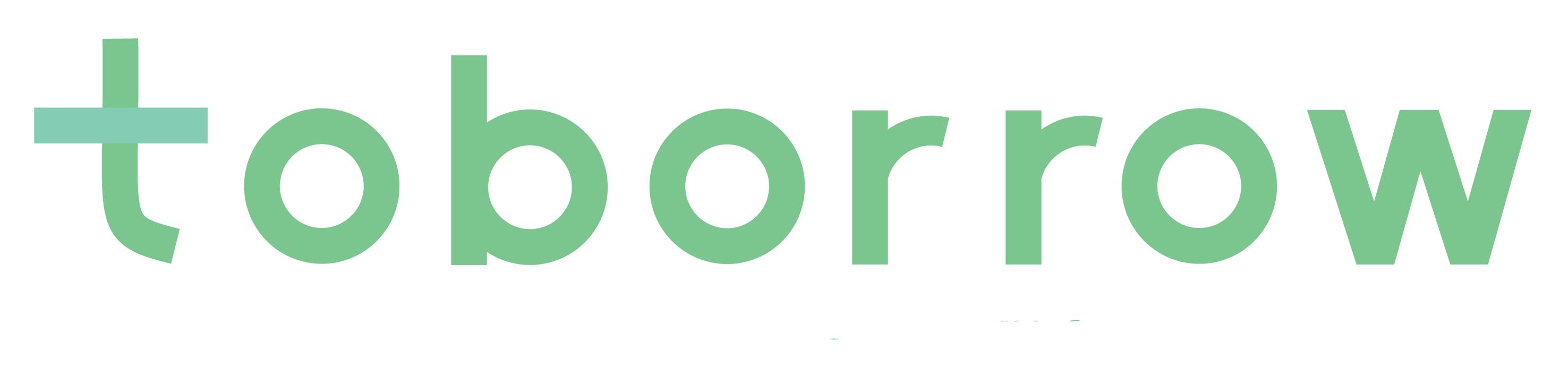Toborrow logo