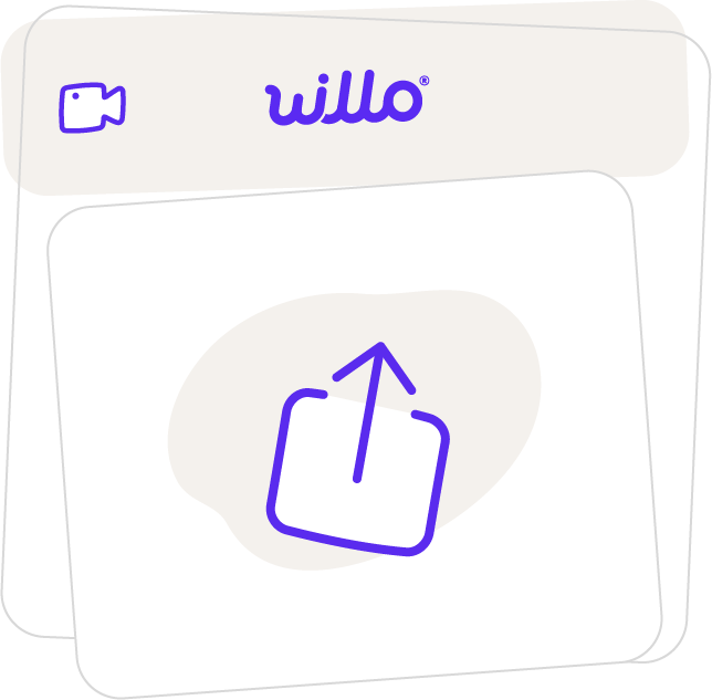 Step 2 of how Willo works