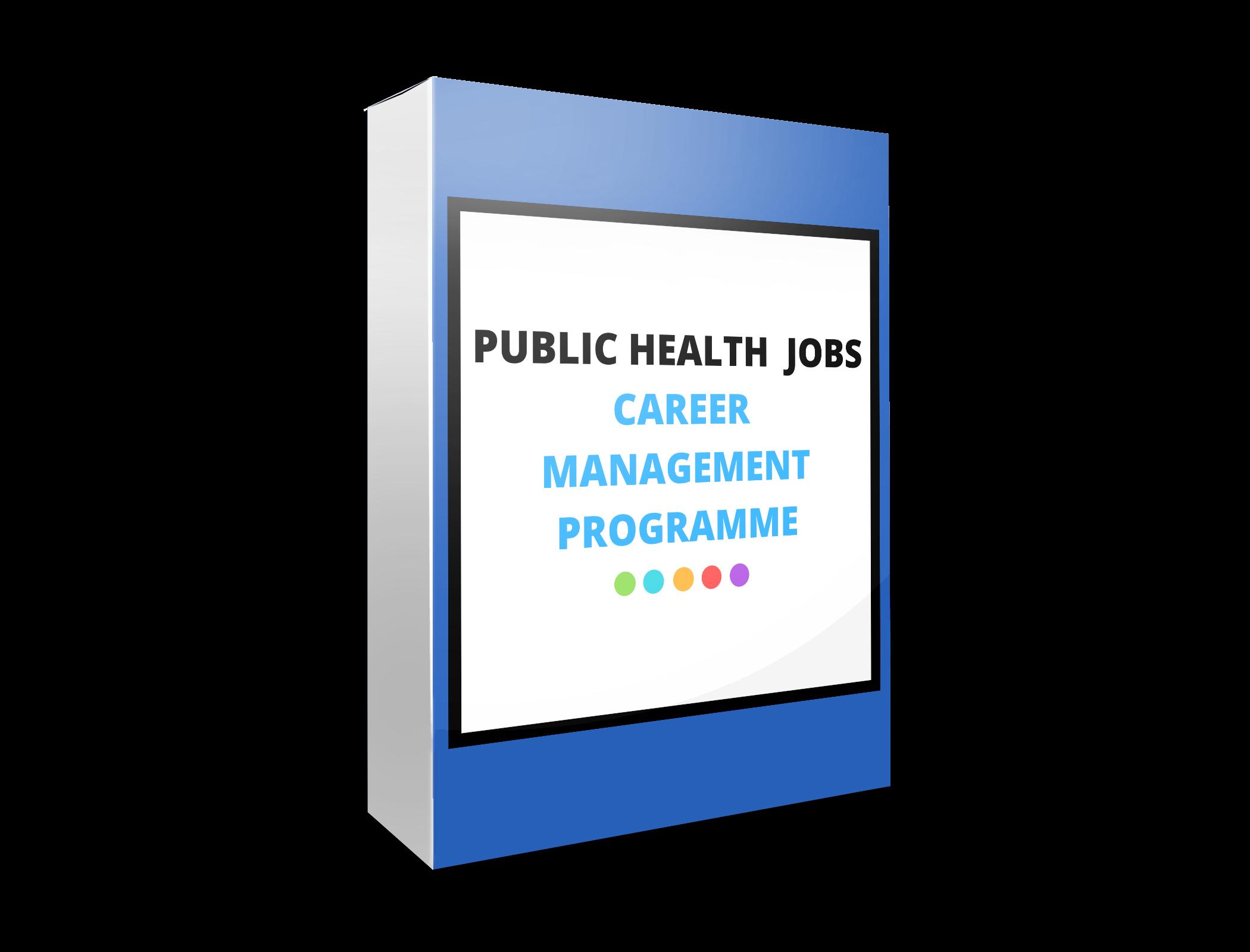 Public Health Career Management Programme