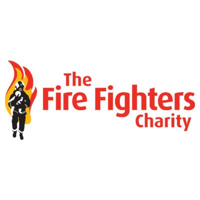 The Fire Fightes Charity Logo
