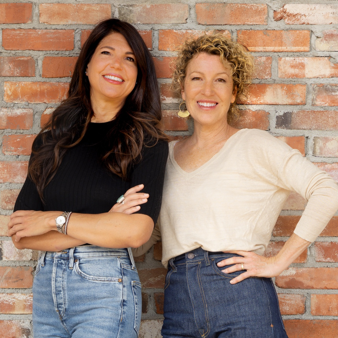 picture of Leslie Freeman and Dagny Scott - Founder of Fearless Unlimited, a social impact agency