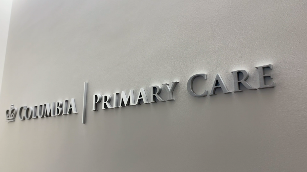 Columbia Primary Care Celebrates New Location on Manhattan's Upper West Side