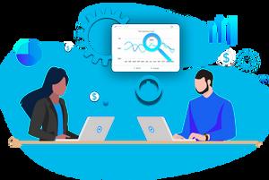 contrôle avec des KPI , indicateurs clés de performance, collaboration, travail, les 4 erreurs du contrôle de gestion en hôtellerie-restauration
