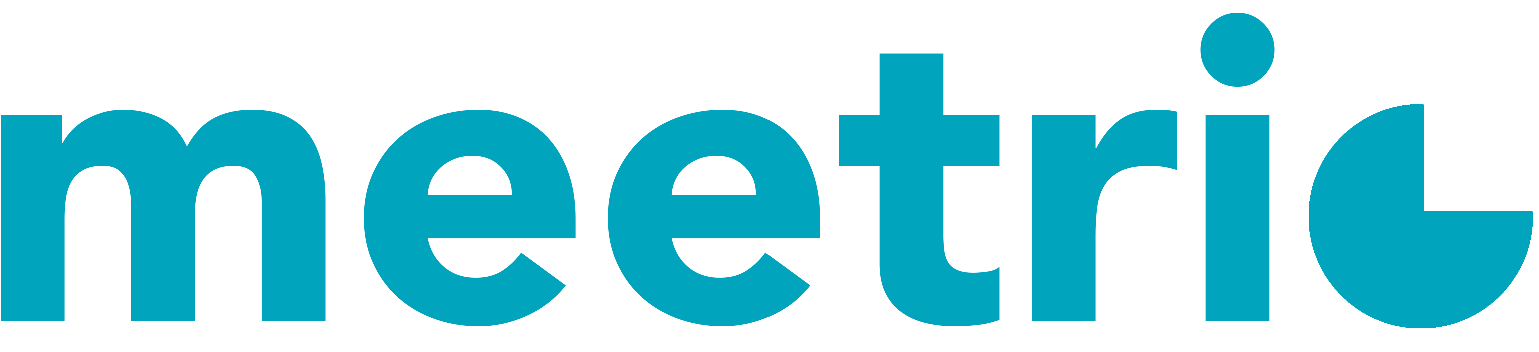 Meetric logo