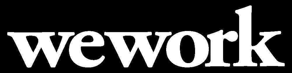 WeWork logo & Meetric