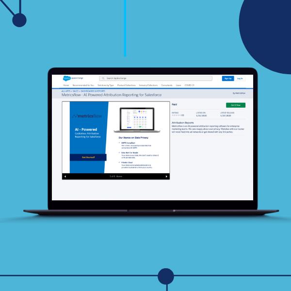 installing metricsflow to salesforce computer
