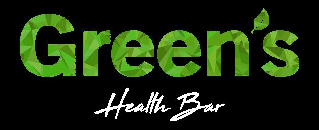 Greens Health Bar Poulton-Le-Fylde Original Logo