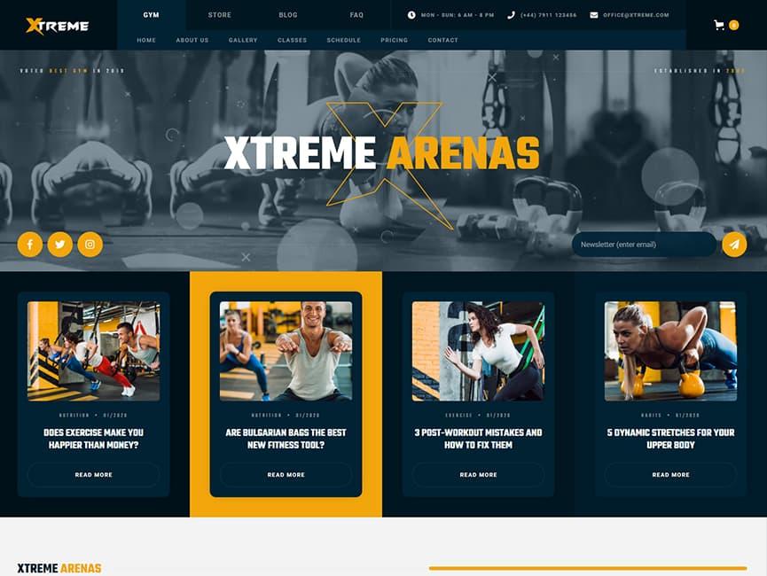 Xtreme Arenas