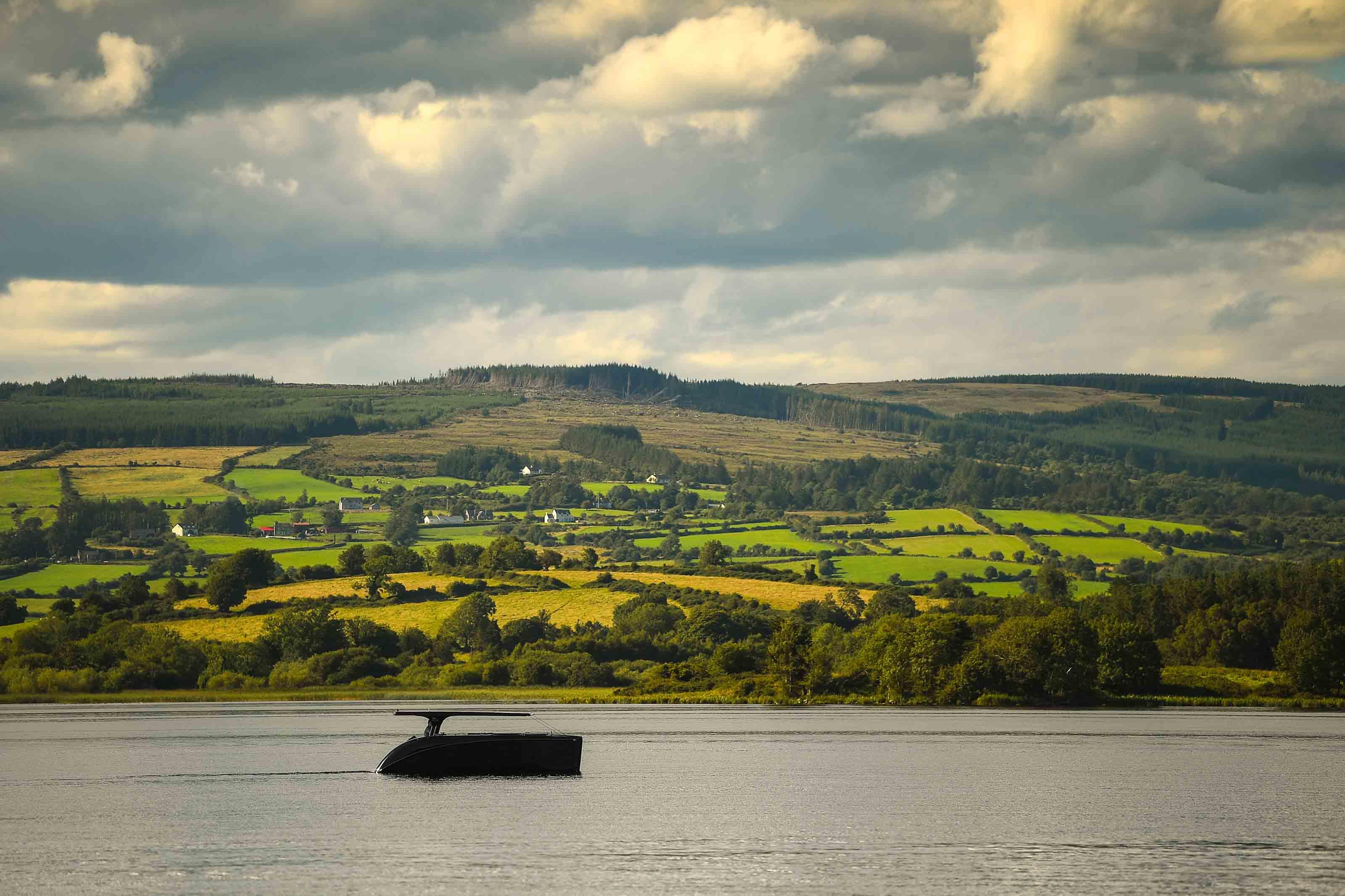 Irelands first solar cruiser