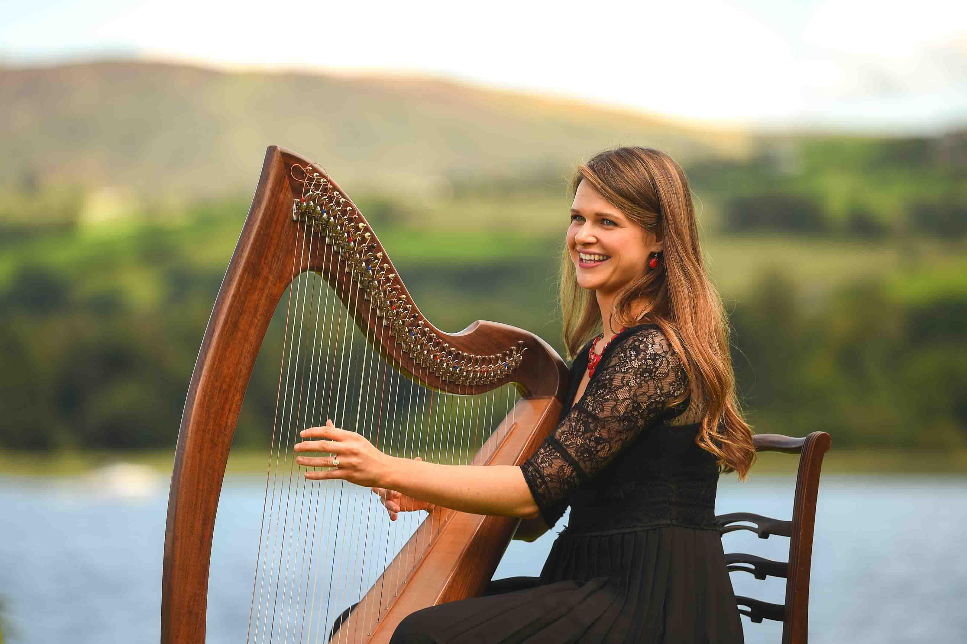 All Ireland Harpist