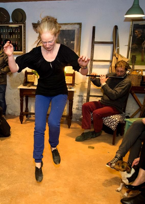 fast energetic irish dancing