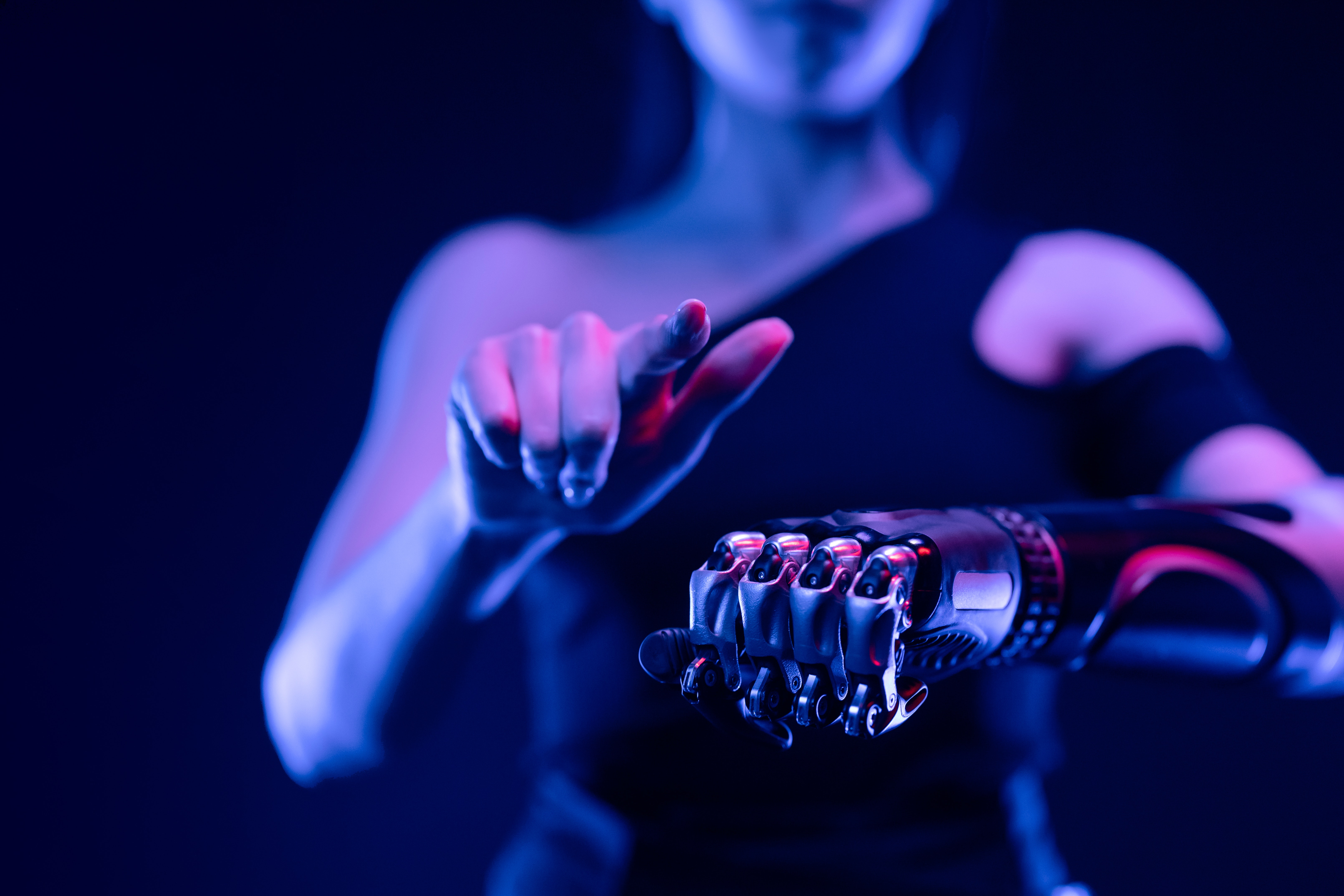 Robots, Androids and Cyborgs - What's the Difference?