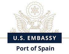 US Embassy Trinidad and Tobago logo