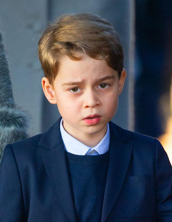 Qui sont les 11 enfants les plus riches de la planète ? Le Prince George - 3 milliards de dollars