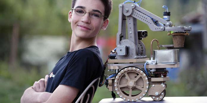 Les inventions de génie d'adolescents - Eliott Sarrey