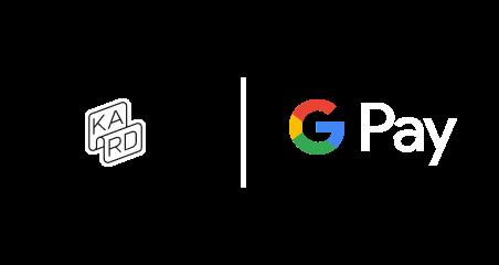 Kard et Google Pay