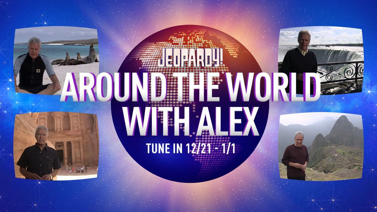 Around the World With Alex Link